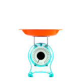 Kitchen scale Stock Image