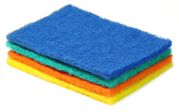 Kitchen Scrubber Royalty Free Stock Images