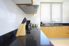 Kitchen set Stock Images