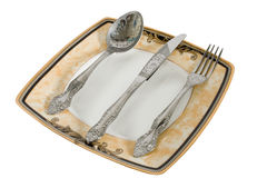 Kitchen set utensil Royalty Free Stock Photo