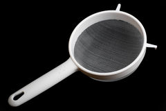 Kitchen Sieve Royalty Free Stock Photo