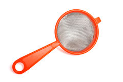 Kitchen sieve Royalty Free Stock Photography