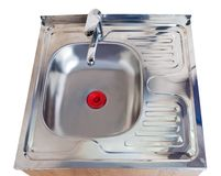 Kitchen sink Stock Image