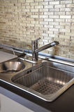 Kitchen sink Stock Photography