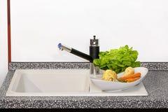 Kitchen sink Stock Photos