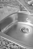 Kitchen sink Royalty Free Stock Image