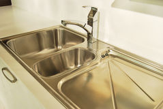 Kitchen Sink Stock Image