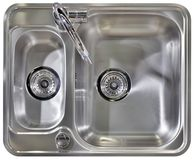 Kitchen Sink Cutout Stock Photography