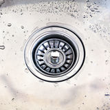 A kitchen sink Royalty Free Stock Image