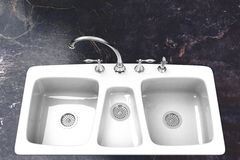 Kitchen sink Royalty Free Stock Photo