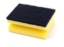 Kitchen sponge Stock Images
