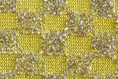 Kitchen sponge background Stock Images