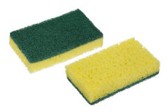 Kitchen sponge Stock Photos