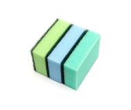 A kitchen sponge Stock Photography