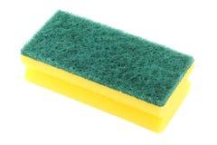 Kitchen sponge Stock Photo