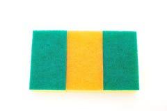 Kitchen sponge Royalty Free Stock Photo