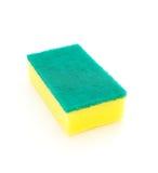 Kitchen sponge Royalty Free Stock Image