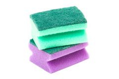 Kitchen sponge stock photography