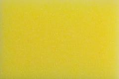 Kitchen sponge. Upper side of a kitchen sponge for washing dishes stock image