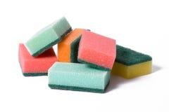Kitchen sponges Stock Image