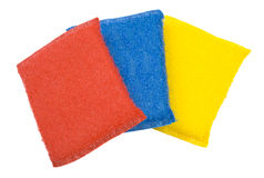 Kitchen Sponges Stock Image