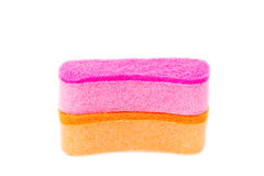 Kitchen sponges Stock Images