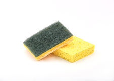 Kitchen Sponges Stock Photo