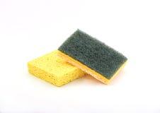 Kitchen Sponges Royalty Free Stock Photo