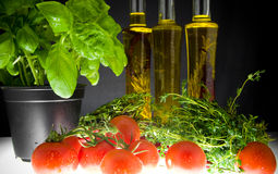 Kitchen still life Royalty Free Stock Photo