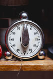 Kitchen stopwatch retro Stock Photos