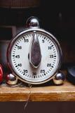 Kitchen stopwatch retro Stock Photos