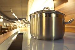 Kitchen stove Stock Photo