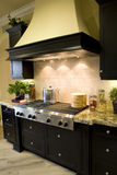 Kitchen stove 2696 Royalty Free Stock Photography