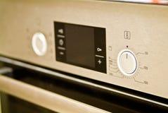 Kitchen stove close-up Stock Photos