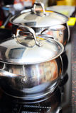 Kitchen stove Royalty Free Stock Photos