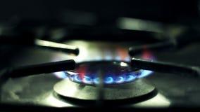Kitchen stoves stock video