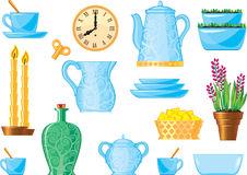 Kitchen stuff Stock Images