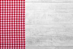 Kitchen table background Royalty Free Stock Images
