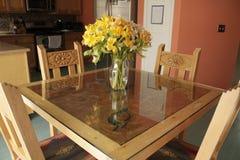 Kitchen table Royalty Free Stock Photos