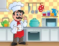 Kitchen theme image 2 Stock Photography