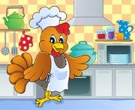 Kitchen theme image 4 Stock Image