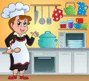 Kitchen theme image 6 Royalty Free Stock Photography