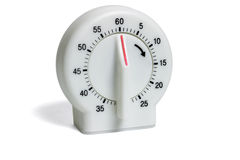 Kitchen timer Royalty Free Stock Photos