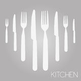 Kitchen tool Royalty Free Stock Images