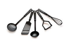 Kitchen Tool Set Stock Photo