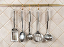 Kitchen Tools Royalty Free Stock Photo