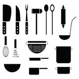 Kitchen tools Stock Photo
