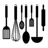 Kitchen tools Royalty Free Stock Image