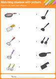 Kitchen Tools colorful Vector Stock Photos