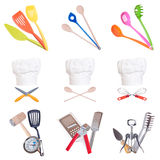 Kitchen Tools Royalty Free Stock Images